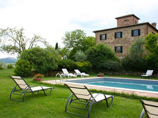 7 bedroom Villa in Ascianello, Tuscany, Italy : ref 5490420