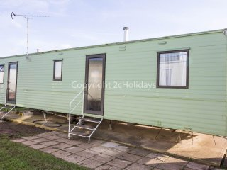 8 Berth Caravan in California Cliffs Holiday Park, Scratby Ref: 50018 Eagle