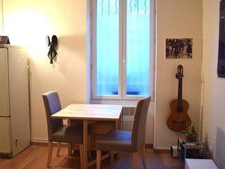 Cosy apartment near Gare du Nord & la Villette