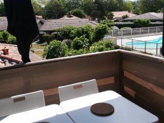 Appart. a louer Motel du Golf piscine et plage