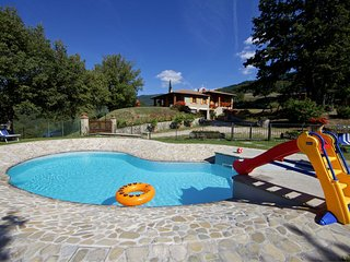 3 bedroom Villa in Ponte Biforco, Tuscany, Italy : ref 5490477