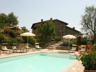 9 bedroom Villa in Gello Biscardo, Tuscany, Italy : ref 5490521