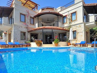 5 bedroom Villa in Kalkan, Antalya, Turkey : ref 5433445