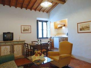 1 bedroom Villa in San Michele a Monteripaldi, Tuscany, Italy : ref 5513224