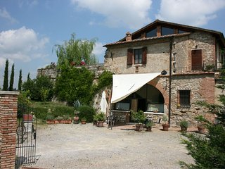 4 bedroom Villa in Armaiolo, Tuscany, Italy : ref 5490478