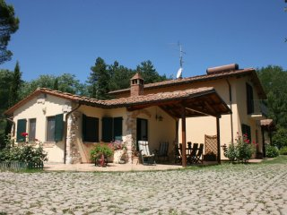6 bedroom Villa in La Costa, Tuscany, Italy : ref 5490396