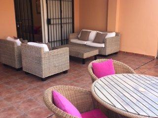 Playa Alicate - two bedroom beach apartment