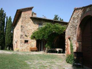 5 bedroom Villa in Pieve Vecchia, Tuscany, Italy : ref 5490552