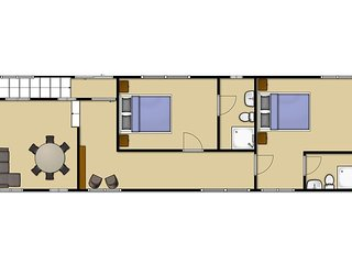 4 bedroom Villa in Tamariu, Catalonia, Spain : ref 5491253