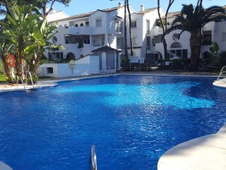 El Presidente GF 3 bed apartment close to the Beach