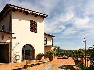 1 bedroom Villa in San Michele a Monteripaldi, Tuscany, Italy : ref 5513220