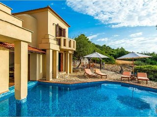 2 bedroom Villa in Megali Ammos, Thessaly, Greece : ref 5576445