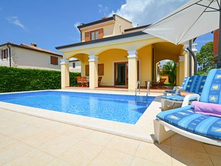 3 bedroom Villa in Žbandaj, Istria, Croatia : ref 5575212