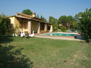 2 bedroom Villa in Perelli, Tuscany, Italy : ref 5490414