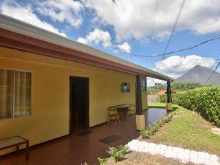Casa Amarilla. Tico style home with volcano view..!