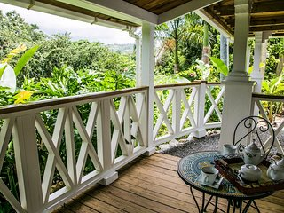Hacienda Horizonte/100acre Coffee Plantation/River