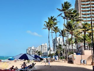 W/FULL ELECTRIC+WATER! 2BD at Condado