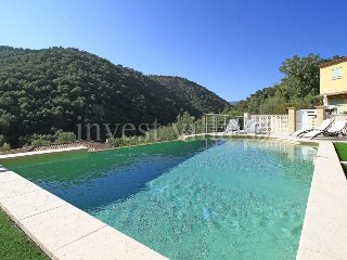 3 bedroom Villa in Auribeau-sur-Siagne, Provence-Alpes-Cote d'Azur, France : ref