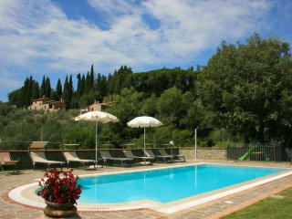 3 bedroom Villa in Mammi, Tuscany, Italy : ref 5490474