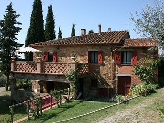 4 bedroom Villa in Mortelle, Tuscany, Italy : ref 5490576
