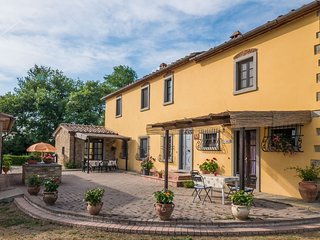 5 bedroom Villa in Mortelle, Tuscany, Italy : ref 5490578