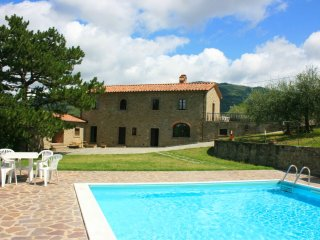 4 bedroom Villa in Cortona, Tuscany, Italy : ref 5503509