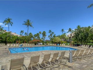 Kamaole Sands 6-209 - 1 Bedroom, Pool Access, Gym, Pool View - Condo