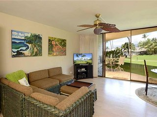 Maui Sunset B-115, 2 Bedrooms, Outdoor Pool, Tennis Court, Sleeps 4 - 1 Bedroom