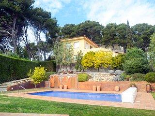 6 bedroom Villa in Llafranc, Catalonia, Spain : ref 5508725