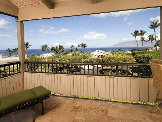 Wailea Ekolu 1610 -  2 Bedrooms, Renovated, Ocean View, 2 Pools, Sleeps 5