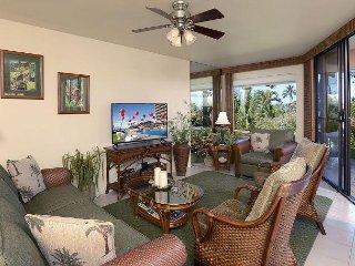 Wailea Ekahi 27B - 2 Bedrooms, Ocean View, Pool, Sleeps 6 - 1 Bedroom