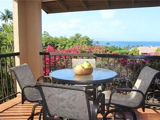 Wailea Ekahi 17D - 1 Bedroom, 2nd Floor Panoramic Ocean Views, Pool - 1 Bedroom