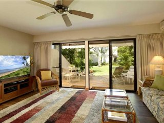 Maui Kamaole H-101 - 1 Bedroom, 2 Bathrooms, Partial View from Lanai, Pool - 1 B