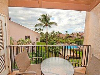 Kamaole Sands 5-402 - 2 Bedrooms, Top Floor, Ocean View, Pool, Gym - Condo