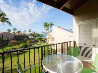 Kamaole Sands 2-406 - 2 Bedrooms, Ocean View, Remodeled, 4th floor, Pool - Condo