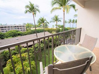 Kihei Akahi C-607 - 1 Bedroom, Top Floor, Ocean Views, 2 pools, Tennis - Condo