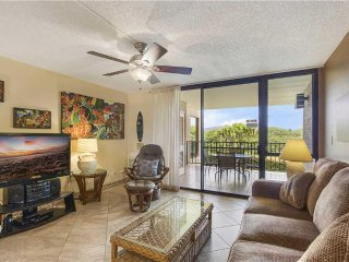 Kamaole Sands 4-208, 1-Bedroom, Renovated 2nd floor, Extended Lanai, Pool - Cond
