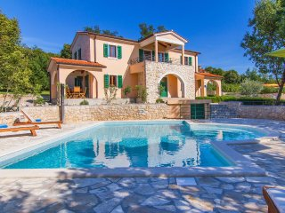 5 bedroom Villa in Valhova, Istria, Croatia : ref 5518328