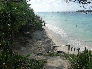 T2 - Duplex Cosy - 5 min de la plage à pied - KreyolCorail