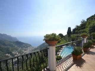 5 bedroom Villa in Ravello, Campania, Italy : ref 5228577