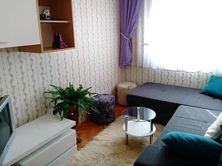 Two bedroom apartment Vinisce, Trogir (A-10241-b)