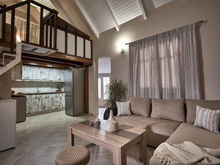 Villa Coral for 4/6 persons with 2 bedrooms and private swimming pool