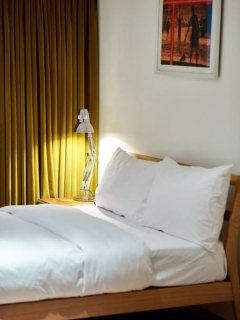 Get a great night's sleep in soft, luxury linens