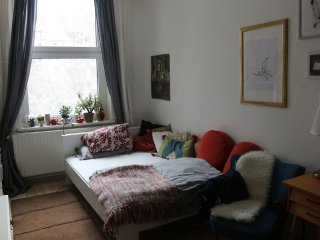 808 m from the center of Hanover with Internet, Parking, Balcony, Washing machin