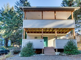 Quiet, relaxing cottage with all the comforts of home - close to the beach