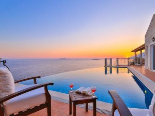 Villa Lacivert, Kas Peninsula - Sea access