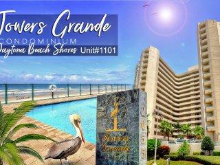 Luxury Ocean View Condo- Tower Grande, 3BR/3BA #1101