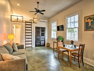 NEW! New Orleans Studio - Steps from Audubon Park!