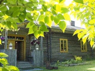 Vekkila Museum Yard/ Vekkilan Museotila