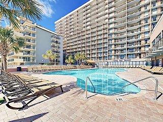 Remodeled 3BR w/ Epic Ocean Views - Long Bay Resort w/ 2 Pools & Water Park